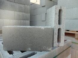 Строительные блоки - пескоблок перегородочный, 0