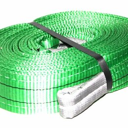 Грузоподъемное оборудование - Строп текстильный ленточный 2т 9,5м  СТП 2/9500, 0