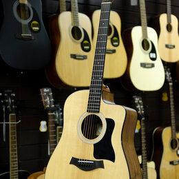 Акустические и классические гитары - Акустическая гитара TAYLOR 110e 100 Series, 0