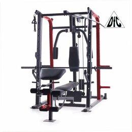 Другие тренажеры для силовых тренировок - Силовая станция DFC 8500 (комплект), 0
