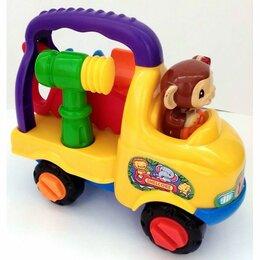 Детские наборы инструментов - Игровой набор Bebelot Basic «Машинка с инструментом»., 0