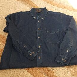 Рубашки - Новая джинсовая рубашка Harriton L, 0