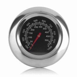 Аксессуары для грилей и мангалов - Термометр для гриля, барбекю, тандыра, смокера, мангала, 0