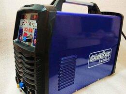 Сварочные аппараты - Сварочный аппарат GROVERS TIG200 AC/DC DOUBLE…, 0