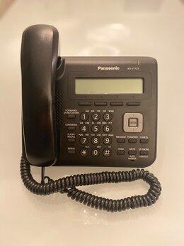 Системные телефоны - Panasonic KX-UT123RU - проводной SIP (VoIP)…, 0