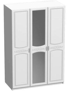 Шкафы, стенки, гарнитуры - Шкаф 3 створки с зеркалом, 0