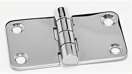Петли дверные - S+P Петля шарнирная ART 8569 68х38 мм, 0