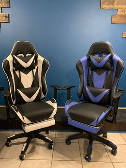 Компьютерные кресла - Компьютерное игровое/геймерское кресло новое, 0