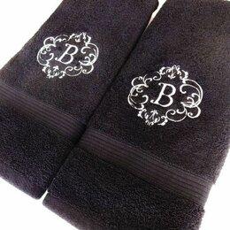 Полотенца - Полотенце с вышивкой, 0