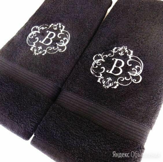 Полотенце с вышивкой по цене 700₽ - Полотенца, фото 0
