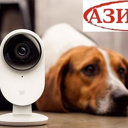 Видеокамеры - YI Home Camera Видеонаблюдение через Wi-Fi, 0