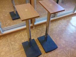 Кронштейны и стойки - Стойки акустические напольные для колонок, 0