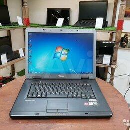 Ноутбуки - Ноутбук Fujitsu-siemens для работы и учебы, 0
