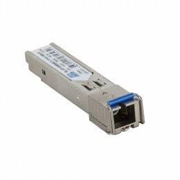 Электроустановочные изделия - Модуль GIGALINK SFP GL-OT-SG06SC1-1310-1550-B, WDM, 155Mb/1,25Gb/s одно волокно , 0