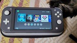 Игровые приставки - nintendo switch lite, 0