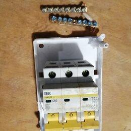 Защитная автоматика - Автоматический выключатель автомат iek, 0