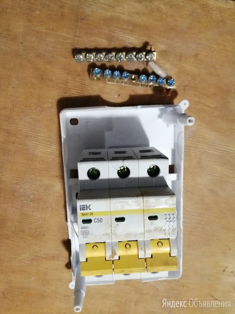 Автоматический выключатель автомат iek по цене 499₽ - Защитная автоматика, фото 0