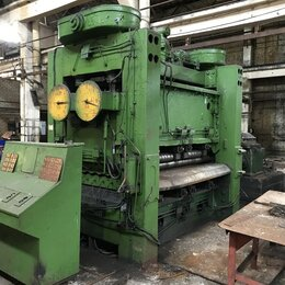 Прочие станки - Листоправильная машина erfurt ubr 15-1250, 0
