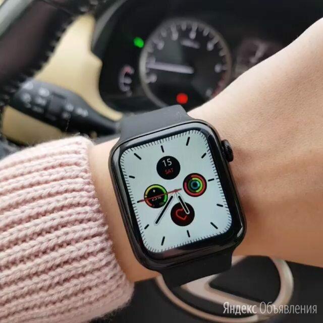 Apple Watch 6 серии 44 мм по цене 2490₽ - Умные часы и браслеты, фото 0