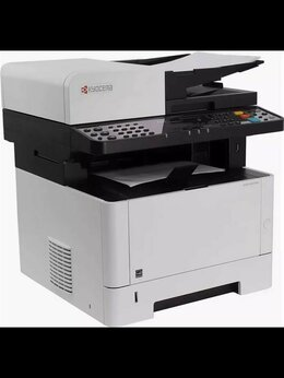 Принтеры и МФУ - Принтер МФУ Keyocera M2735dn, 0