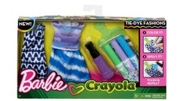 Аксессуары для кукол - Набор одежды для Барби с маркерами для её…, 0