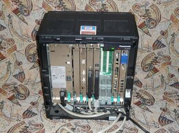 Мини АТС - Цифровая гибридная IP АТС Panasonic KX-TDA100…, 0