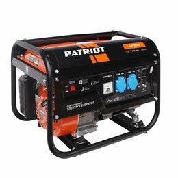 Электрогенераторы - Генератор бензиновый PATRIOT GP 3510 ( артикул…, 0