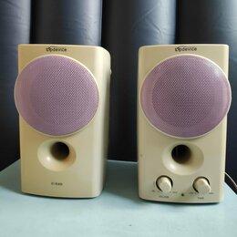 Компьютерная акустика - Активные колонки Top Device C-540, 0