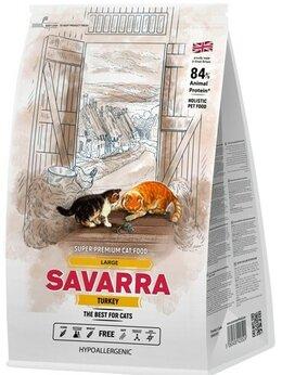 Корма  - Корм Savarra Adult Large для взрослых кошек крупны, 0