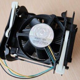 Кулеры и системы охлаждения - Кулер для процессора Intel A38001-003 / сокет 478, 0