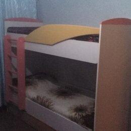 Кроватки - 2х ярусная кровать, 0