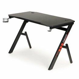 Компьютерные и письменные столы - Стол компьютерный, игровой , 0