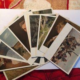 Открытки - Набор винтажных открыток , 0
