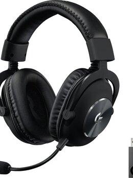 Компьютерные гарнитуры - Игровые наушники Logitech G Pro X Wireless…, 0