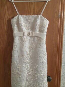 Платья - Нежное кружевное нарядное платье  Florance, 0