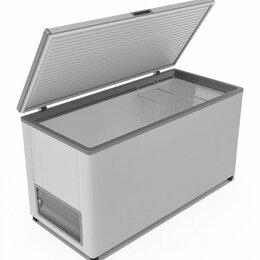 Запчасти и расходные материалы - Ларь 440 л.морозильный F500S (-12...-25С, 2 корз., замок, 1400х600х840 мм), Fros, 0