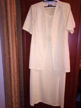 Костюмы - Костюм(платье и пиджак) , 0