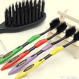 Моющие средства - Антибактериальные бамбуковые зубные щетки, 4 шт, 0