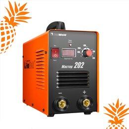 Сварочные аппараты - Инвертор сварочный FoxWeld Мастер 202, 0