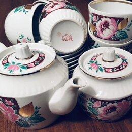 Сервизы и наборы - Чайный сервиз Вербилки, 0
