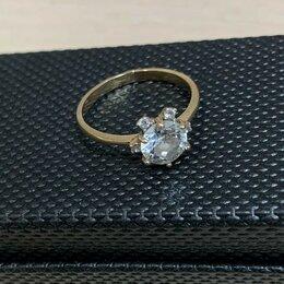 Кольца и перстни - Кольцо Материал: Золото, 0