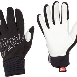 Аксессуары и комплектующие - Лыжные перчатки Rex Thermo Plus XXL (уценка), 0