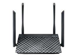 Оборудование Wi-Fi и Bluetooth - Беспроводной маршрутизатор ASUS RT-AC1200 Wi-Fi 2., 0