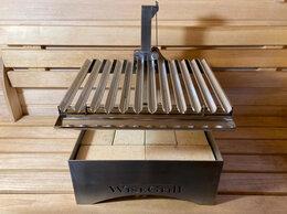 Грили, мангалы, коптильни - Угольно-дровяной гриль, 0