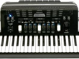 Клавишные инструменты - Цифровой аккордеон Roland FR 4X RED/BK, 0