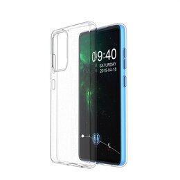 Чехлы - Чехол для Samsung A52 прозрачный силиконовый, 0
