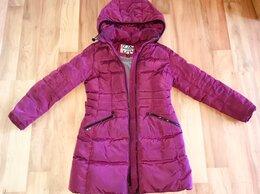 Куртки и пуховики - Пальто-пуховик, 0