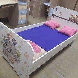 Кровати - Кровать Совята Смарти (Совенок) 800*1600, 0