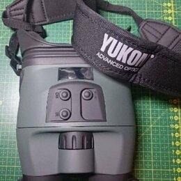 Аксессуары и комплектующие - Бинокль ночного видения Yukon Tracker pro 2х24, 0