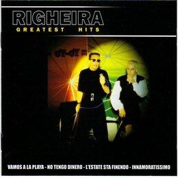 Музыкальные CD и аудиокассеты - CD Righeira - Greatest Hits, 0
